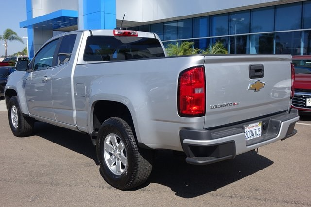 2019 Colorado Extended Cab 4x2,  Pickup #190181 - photo 5