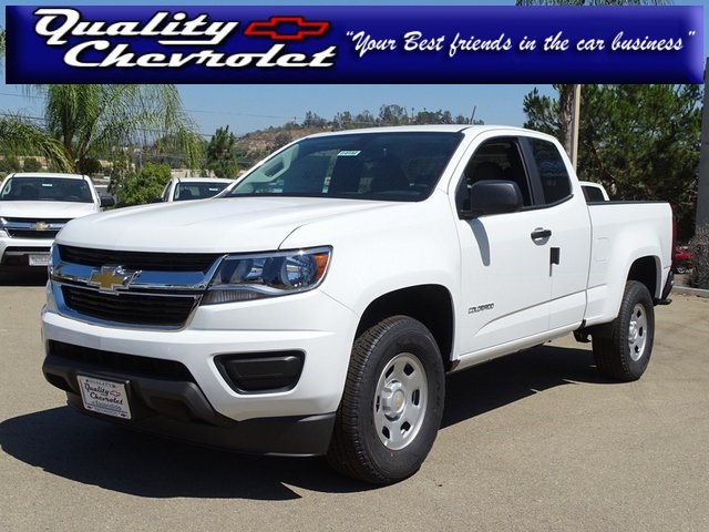 2019 Colorado Extended Cab 4x2,  Pickup #190182 - photo 1