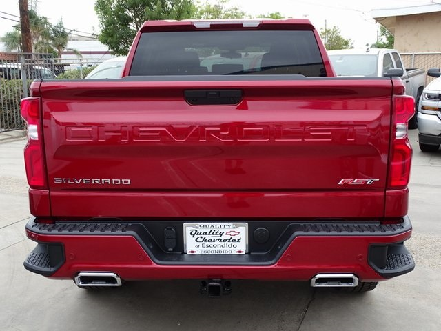 2019 Silverado 1500 Crew Cab 4x4,  Pickup #190183 - photo 6