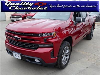 2019 Silverado 1500 Crew Cab 4x4,  Pickup #190183 - photo 1