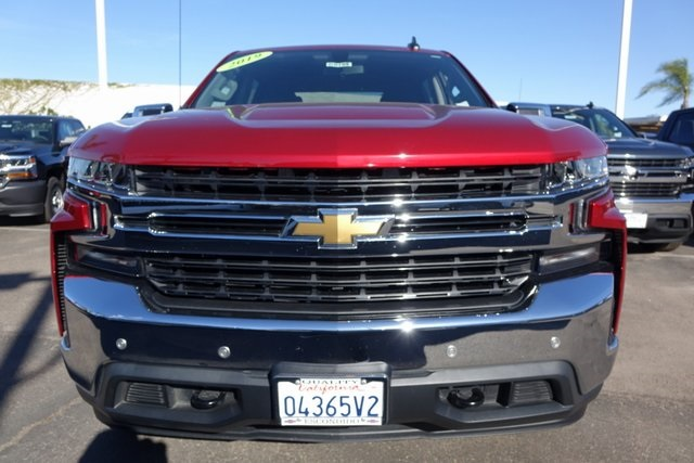 2019 Silverado 1500 Crew Cab 4x2,  Pickup #190199 - photo 4
