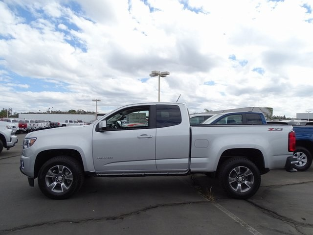 2019 Colorado Extended Cab 4x2,  Pickup #190235 - photo 5