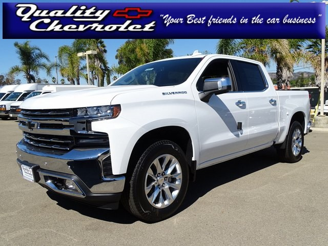 2019 Silverado 1500 Crew Cab 4x2,  Pickup #190283 - photo 1