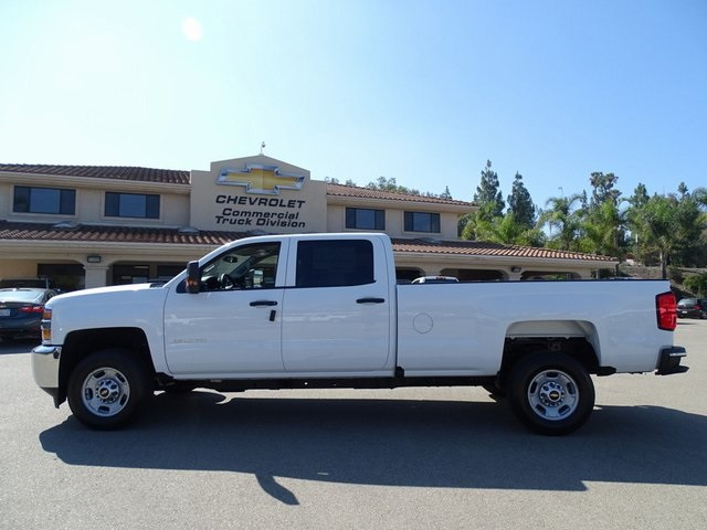 2019 Silverado 2500 Crew Cab 4x2,  Pickup #190313 - photo 5