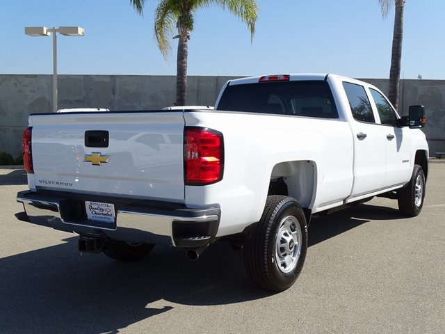 2019 Silverado 2500 Crew Cab 4x2,  Pickup #190313 - photo 7