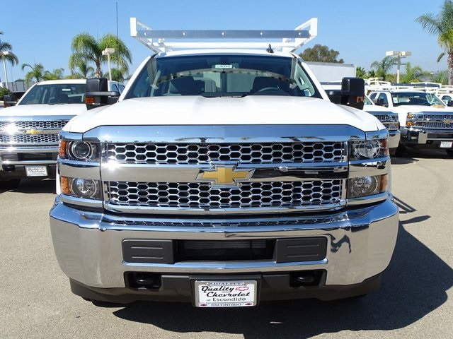 2019 Silverado 2500 Double Cab 4x2,  Royal Service Body #190350 - photo 3