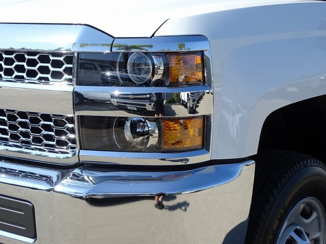 2019 Silverado 2500 Double Cab 4x2,  Royal Service Body #190350 - photo 4