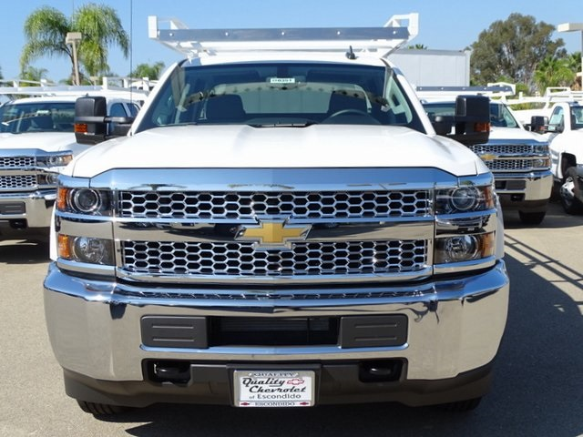 2019 Silverado 2500 Double Cab 4x2,  Royal Service Body #190351 - photo 3