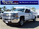 2019 Silverado 2500 Double Cab 4x2,  Royal Service Body #190351 - photo 1