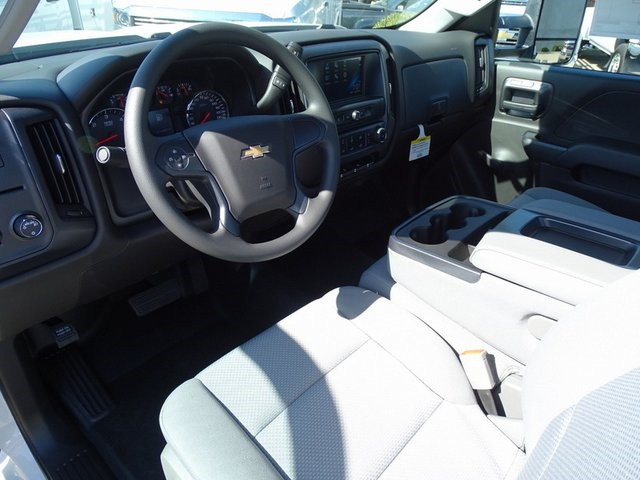 2019 Silverado 3500 Regular Cab DRW 4x2,  Royal Service Body #190356 - photo 13