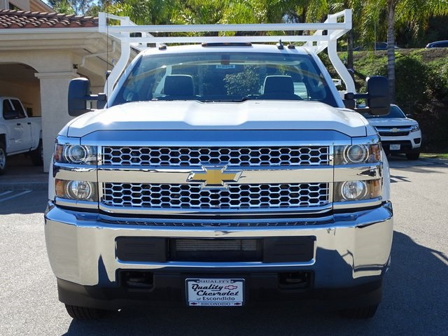 2019 Silverado 3500 Regular Cab DRW 4x2,  Royal Service Body #190356 - photo 3