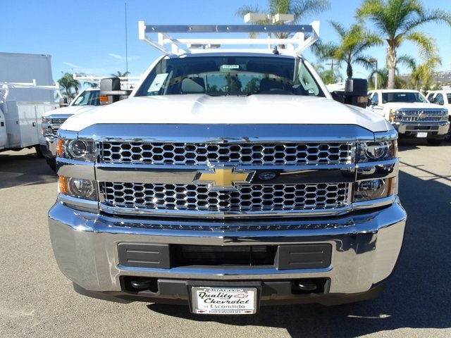 2019 Silverado 2500 Double Cab 4x2,  Royal Service Body #190394 - photo 3