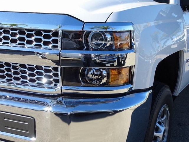 2019 Silverado 2500 Double Cab 4x2,  Royal Service Body #190394 - photo 4
