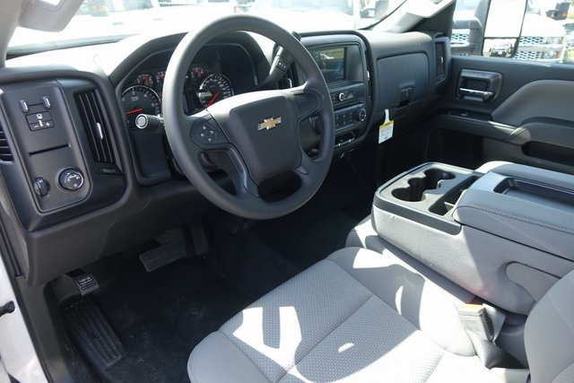 2019 Silverado 2500 Double Cab 4x2,  Cab Chassis #190465 - photo 14