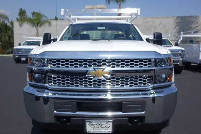 2019 Silverado 2500 Double Cab 4x2,  Cab Chassis #190465 - photo 3