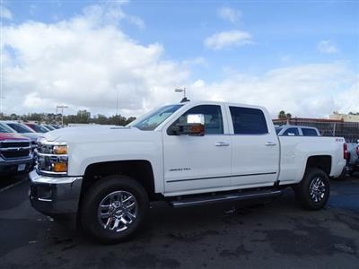 2019 Silverado 3500 Crew Cab 4x4,  Pickup #190467 - photo 5