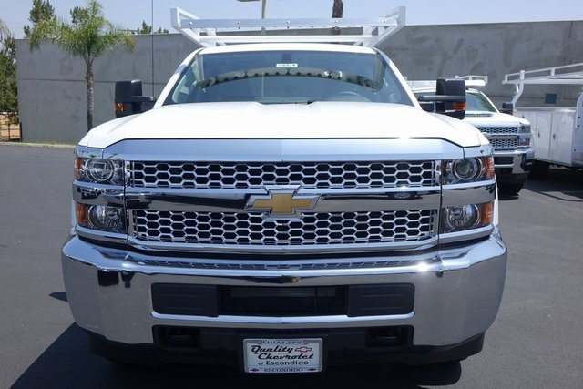 2019 Silverado 2500 Double Cab 4x2,  Cab Chassis #190479 - photo 3