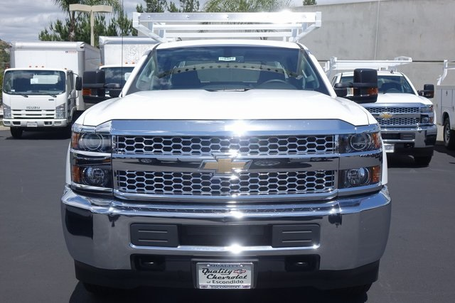 2019 Silverado 2500 Double Cab 4x2,  Cab Chassis #190482 - photo 3
