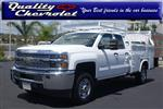 2019 Silverado 2500 Double Cab 4x2,  Cab Chassis #190482 - photo 1