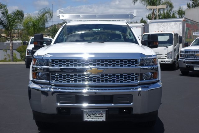 2019 Silverado 2500 Double Cab 4x2,  Cab Chassis #190559 - photo 3