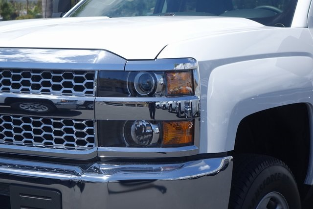2019 Silverado 2500 Double Cab 4x2,  Cab Chassis #190559 - photo 4