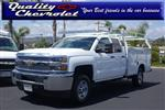 2019 Silverado 2500 Double Cab 4x2,  Cab Chassis #190559 - photo 1