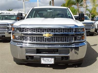 2019 Silverado 2500 Double Cab 4x2,  Cab Chassis #190567 - photo 3