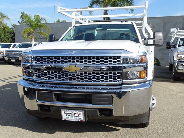 2019 Silverado 3500 Regular Cab DRW 4x2,  Royal Combo Body #190578 - photo 3