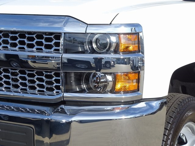 2019 Silverado 3500 Regular Cab DRW 4x2,  Royal Service Combo Body #190578 - photo 4