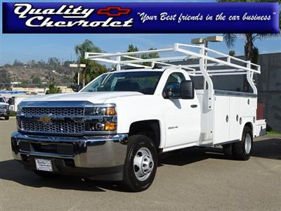 2019 Silverado 3500 Regular Cab DRW 4x2,  Royal Service Combo Body #190578 - photo 1