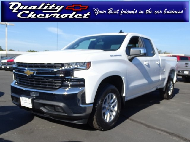2019 Silverado 1500 Double Cab 4x2,  Pickup #190584 - photo 1