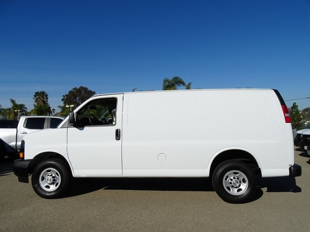 2019 Express 2500 4x2,  Adrian Steel Upfitted Cargo Van #190597 - photo 5