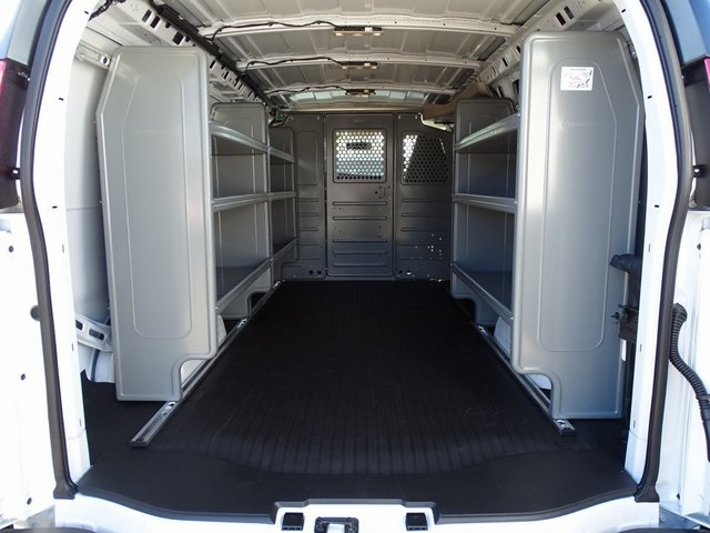 2019 Express 2500 4x2,  Adrian Steel Upfitted Cargo Van #190597 - photo 2