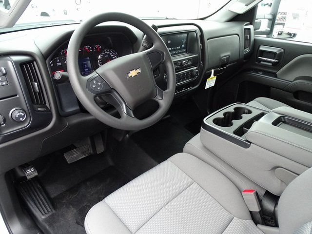 2019 Silverado 2500 Double Cab 4x2,  Royal Service Body #190714 - photo 16