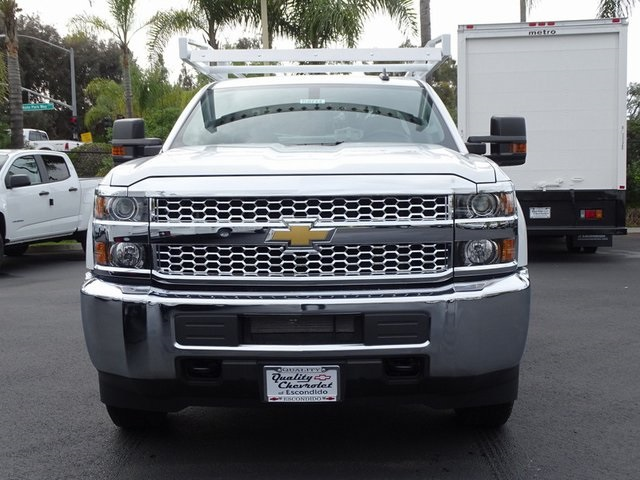 2019 Silverado 2500 Double Cab 4x2,  Royal Service Body #190714 - photo 3