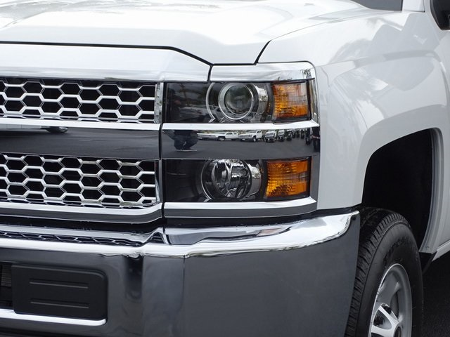 2019 Silverado 2500 Double Cab 4x2,  Royal Service Body #190714 - photo 4