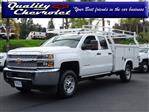 2019 Silverado 2500 Double Cab 4x2,  Royal Service Body #190714 - photo 1
