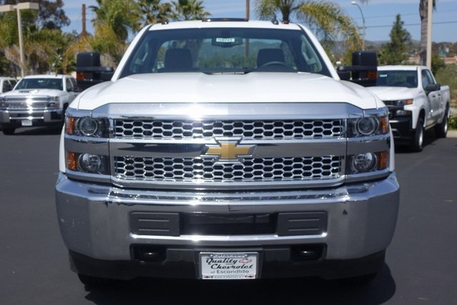 2019 Silverado 3500 Regular Cab DRW 4x2,  Cab Chassis #190721 - photo 3
