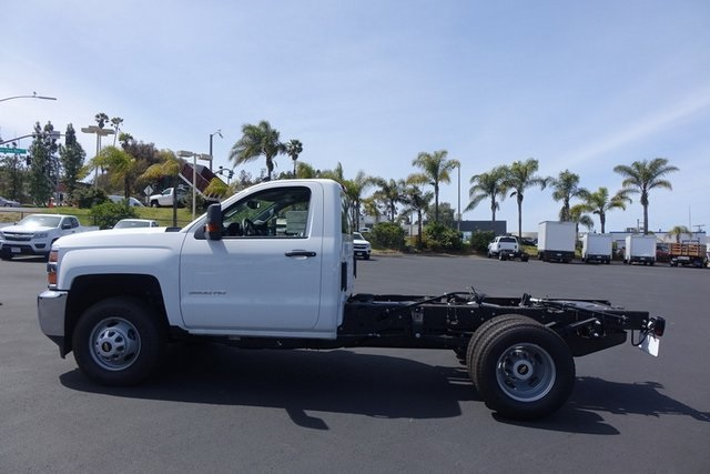 2019 Silverado 3500 Regular Cab DRW 4x2,  Cab Chassis #190721 - photo 5