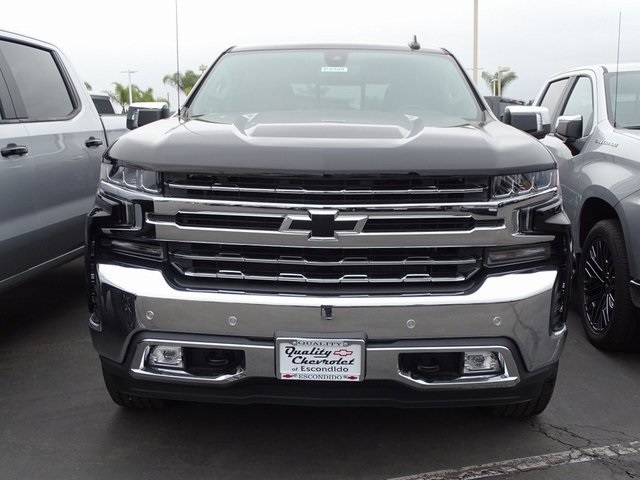 2019 Silverado 1500 Crew Cab 4x4,  Pickup #190765 - photo 2