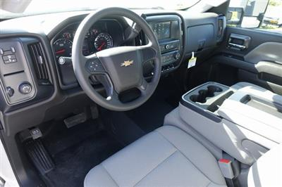 2019 Silverado 3500 Crew Cab 4x2,  Royal Service Body #190772 - photo 15