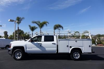 2019 Silverado 3500 Crew Cab 4x2,  Royal Service Body #190772 - photo 3