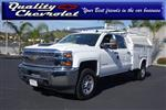 2019 Silverado 3500 Crew Cab 4x2,  Royal Service Body #190772 - photo 1