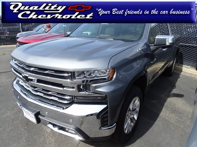 2019 Silverado 1500 Crew Cab 4x4,  Pickup #190781 - photo 1