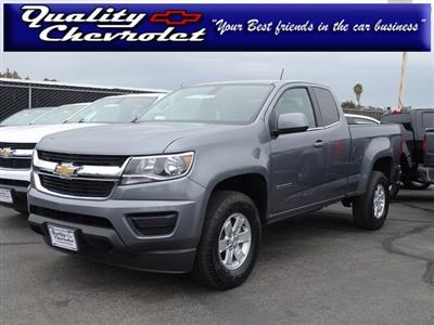 2019 Colorado Extended Cab 4x2,  Pickup #190786 - photo 1