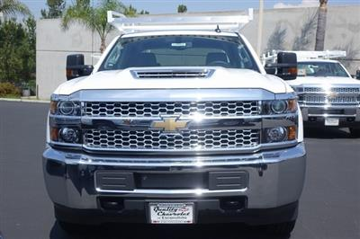 2019 Silverado 3500 Crew Cab 4x4,  Royal Service Body #190861 - photo 3