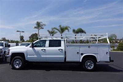 2019 Silverado 3500 Crew Cab 4x4,  Royal Service Body #190861 - photo 5