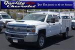 2019 Silverado 3500 Crew Cab 4x4,  Royal Service Body #190861 - photo 1