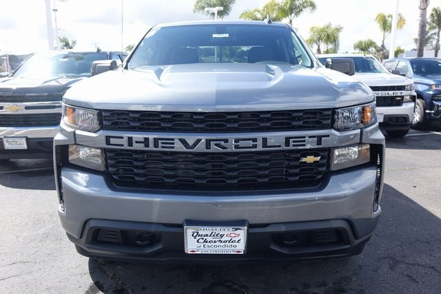 2019 Silverado 1500 Crew Cab 4x2,  Pickup #190887 - photo 3