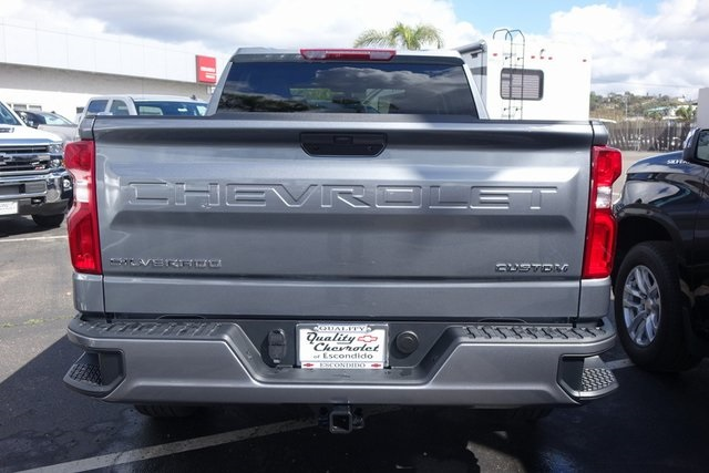 2019 Silverado 1500 Crew Cab 4x2,  Pickup #190887 - photo 6